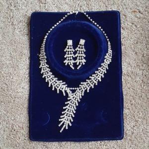 Necklace & Earrings ser